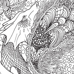 two dragons tangle