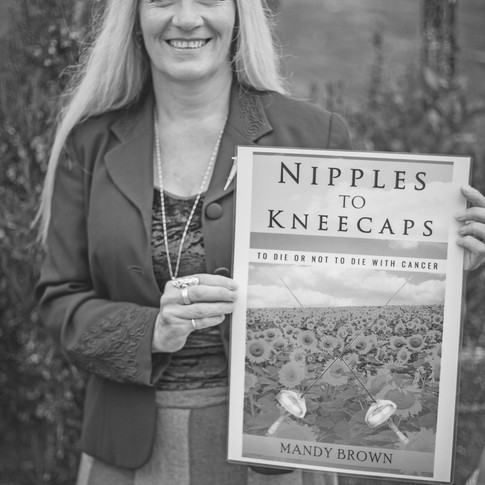 Mandy Brown new best selling author