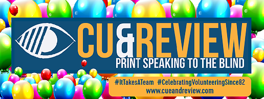 Cu & Review Logo