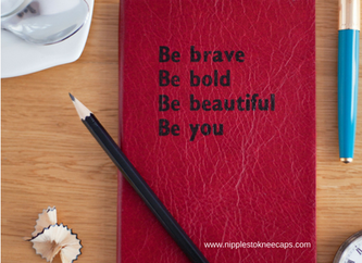 Disabled - Brave, Bold, Beautiful and You