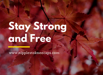 Stay Strong and Free with Integrity