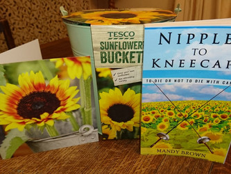 'Nipples to Kneecaps - to die or not to die with cancer' Readers Photographs