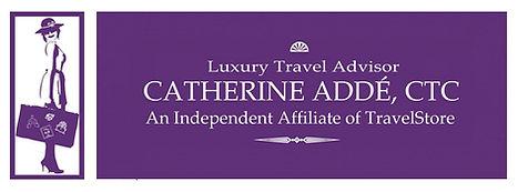 Catherine Adde CTC Luxury Travel Advisor