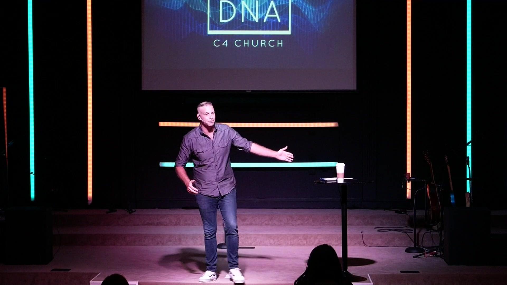 DNA: Part 1 - 08/18/2019