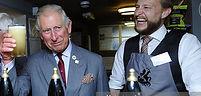 George and Dragon Prince Charles