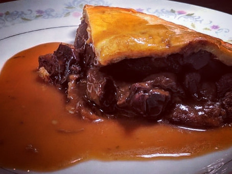 National Pie Week: Steak & Ale