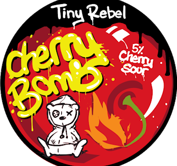 Beer#6: Tiny Rebel, Cherry Bomb, a visit to the sour side
