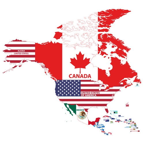 North American Countries