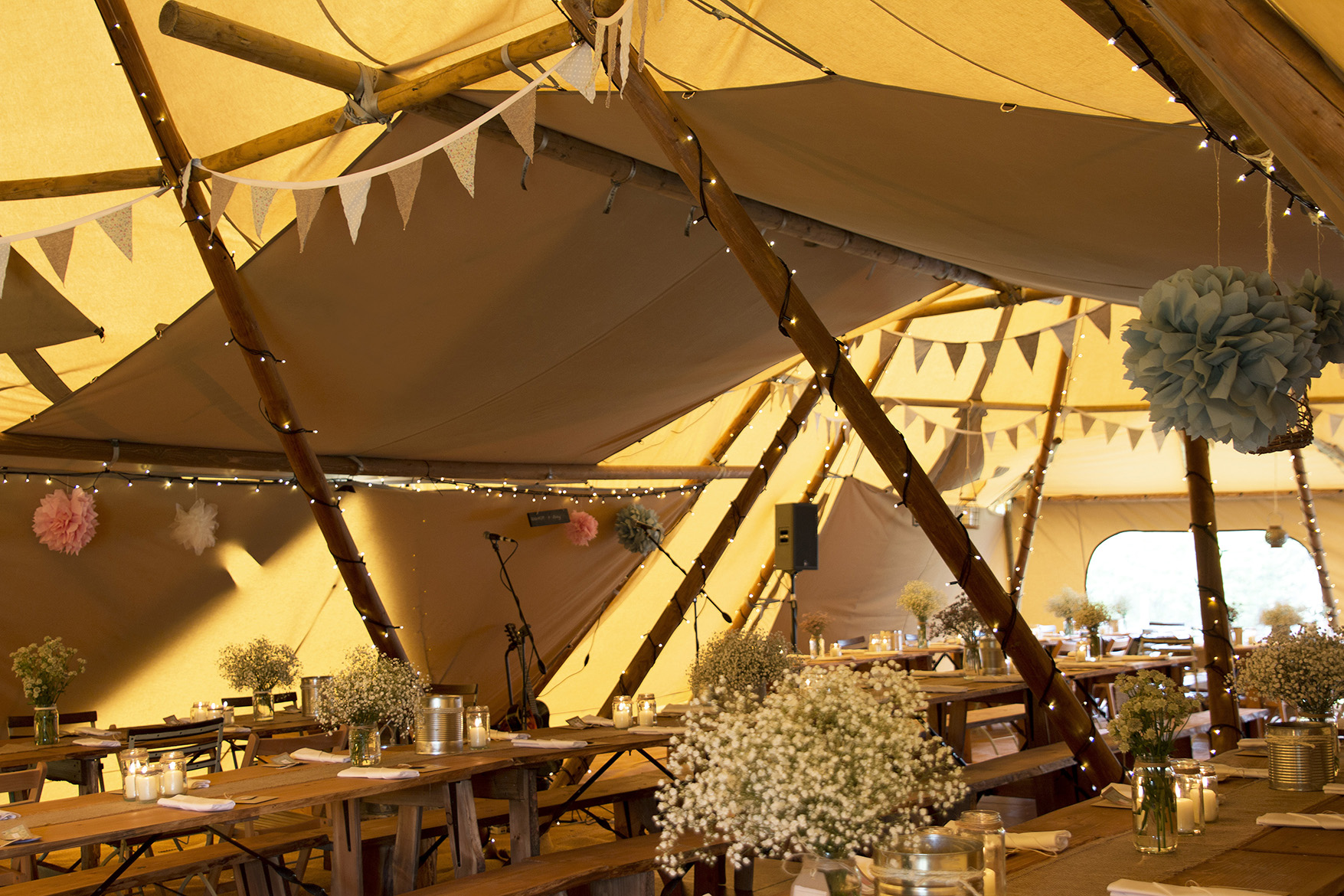 Link Kit - Surrey Tipi Hire
