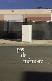 Howe_Nicholas_pas_de_mémoire_Poster.jpg
