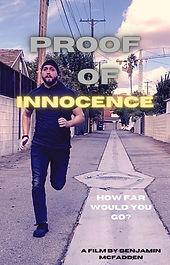 Benjamin McFadden - Proof of Innocence .