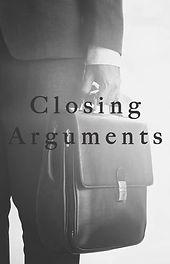 Alec Milewski - Closing Arguments COVER.