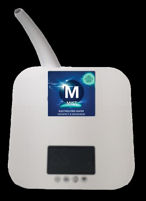 Misting machine - WIFI controlled