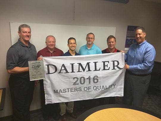 Daimler Award 2016