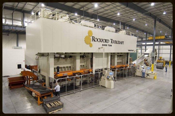 Our 4400 ton