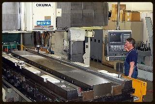 Okuma CNC Machining Center