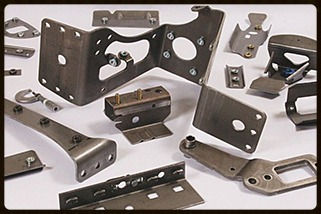 Heavy Gauge Stampings
