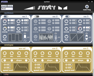 sinister free synthesizer