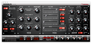 Model E Steinberg free synthesizer