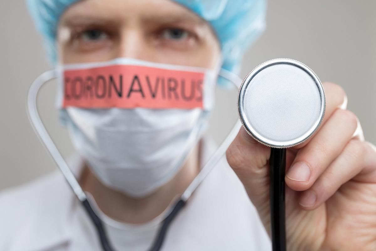 Coronavirus w/ Misty Huffman