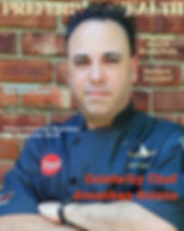 Jonathan Scinto, Top Chef, Chef Scinto, Family Kitchen, Schrogens Disease, Celebrity Chef
