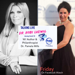 TALKING LIVE with Dr. Robi Ludwig