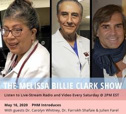 Melissa Clark Show