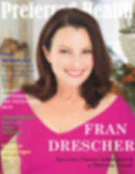 Fran Drescher, Preferred Health Magazine, Cancer Schmanser
