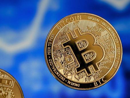 Bitcoin rises again
