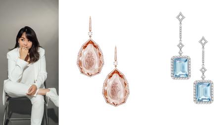 【探索珠寶】用淺色系珠寶迎接夏日時光