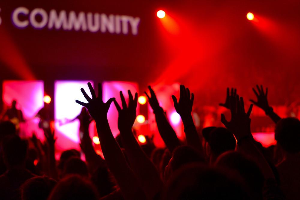 Gentle Haven Music, Web Design, Festivals, Community