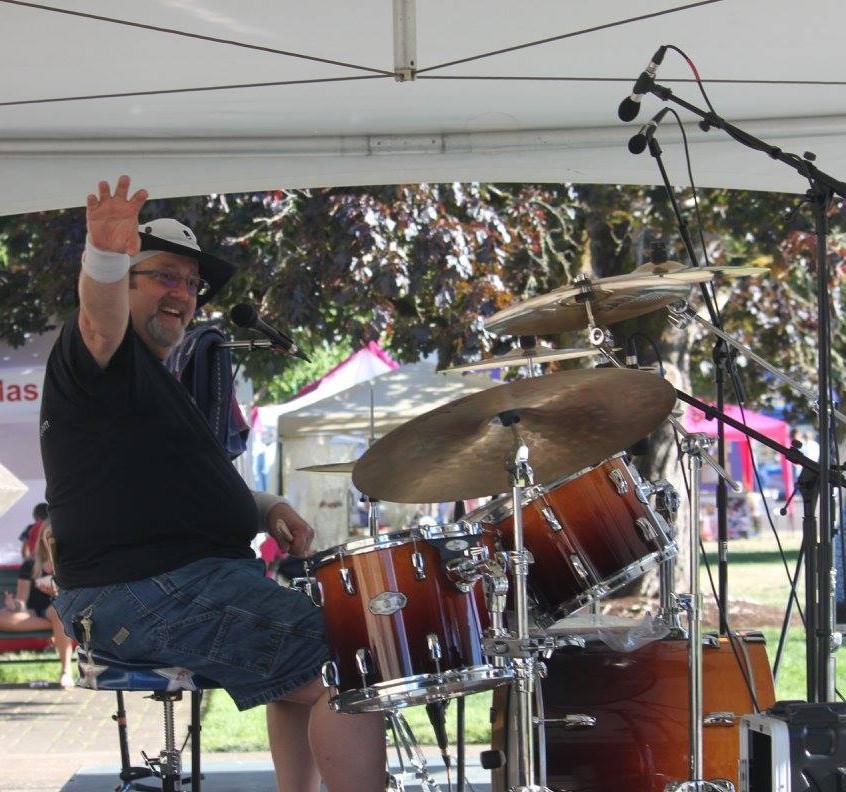 Rick at Dallas Summerfest - Copy