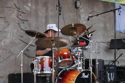 Wrecknciled's drummer