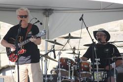 Rick and Matt at Dallas Summerfest