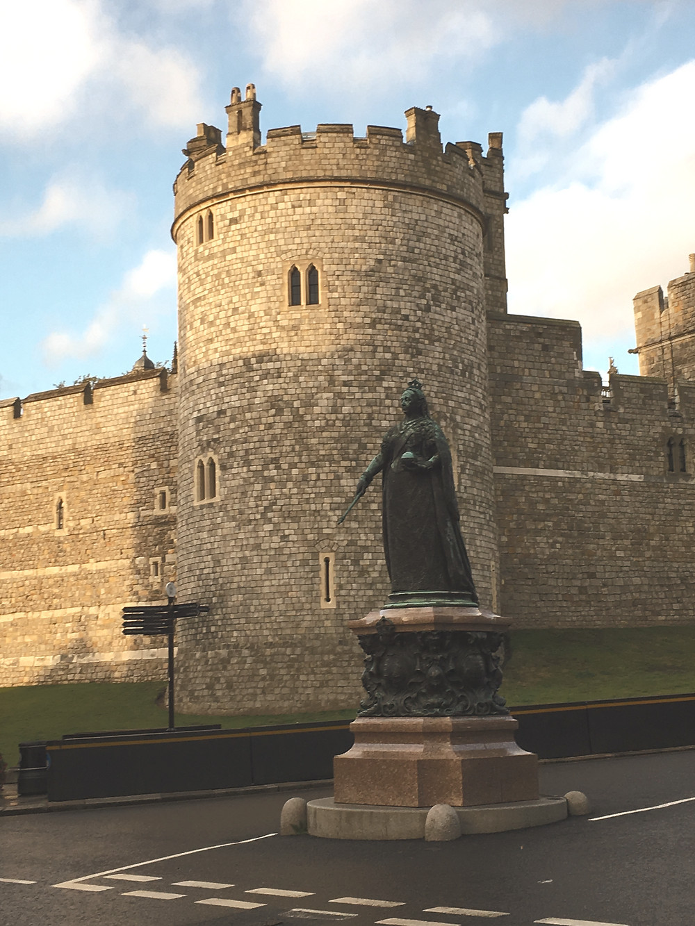 Windsor Castle, England, Gentle Haven Music, Web Design
