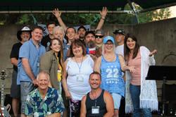 Dallas Christian Music Festival end
