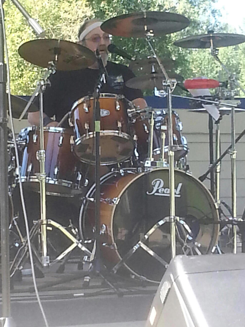 Rick at NW CM Festival