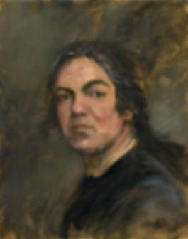 Alain Lagorce, autoportrait