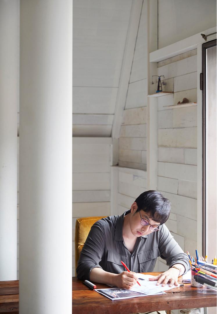 Chan Seok Kim_Interior Designer