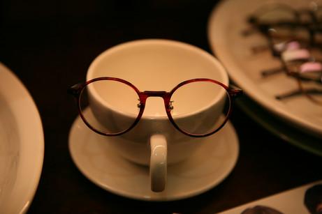 카페인 안경 행사+Styling