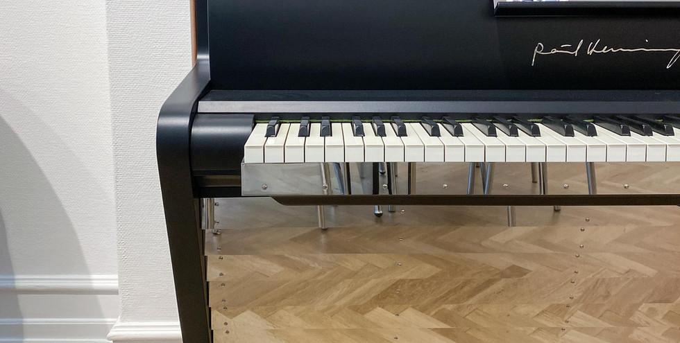 PH Upright Piano