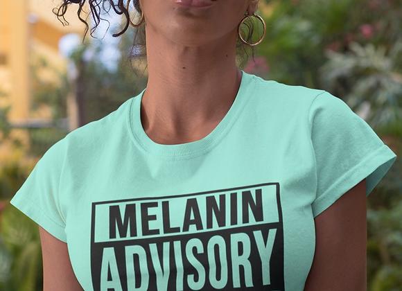 Melanin Advisory Always Poppin