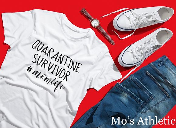 Quarantine Survivor #momlife