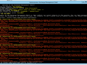 Exchange 2013 Powershell ECP dosen't Work, Receive Error loading....