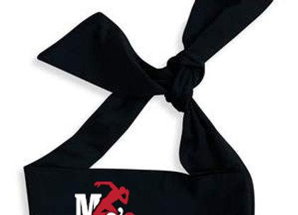 Mo's Athletics Tie Back Headband