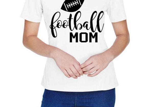 Football Mom Performance Tee