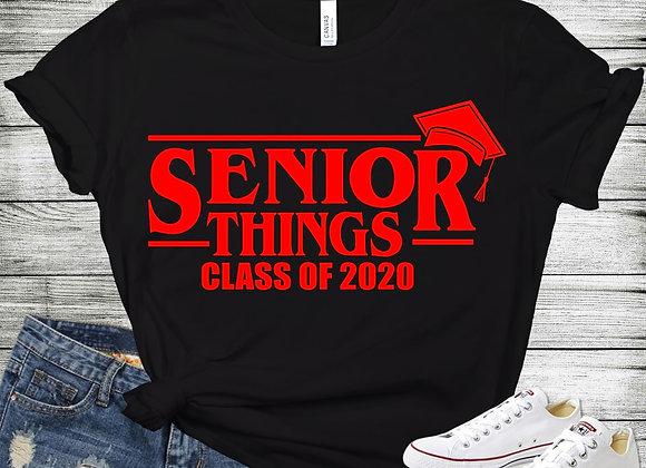 Senior Things 2020