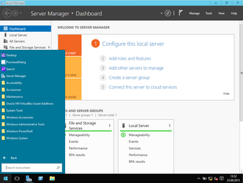 Windows Server 2016, new and improved