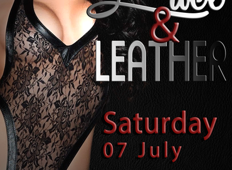Lace + Leather Night