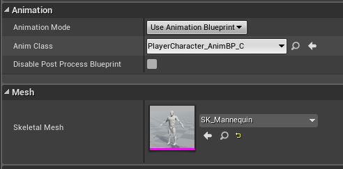 C classic camera tutorial now lets return to the playercharacterbp and assign the animation blueprint we created by dropping down the anim class above where we set the skeletal malvernweather Images